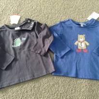 2 camisetas ml