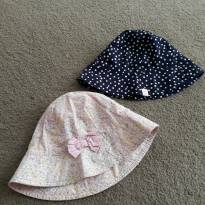 2  chapéus - 5 anos - H&M