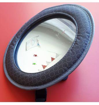 Espelho retrovisor para banco traseiro - Multikids Baby - Sem faixa etaria - Multikids Baby