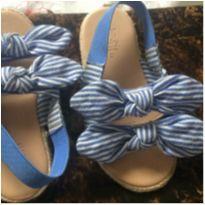 Sandalhas Zara - 23 - Zara Baby
