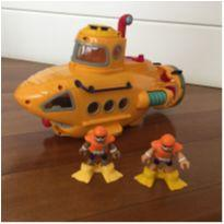 Submarino imaginext -  - Imaginext