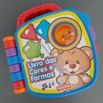 Livro musical Fisher Price -  - Fisher Price
