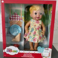 Boneca Little Mommy Hora do Piquenique