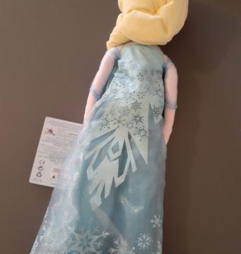Boneca Elsa Frozen original Disney! - Sem faixa etaria - Disney
