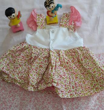 Vestidinho - 6 a 9 meses - Baby