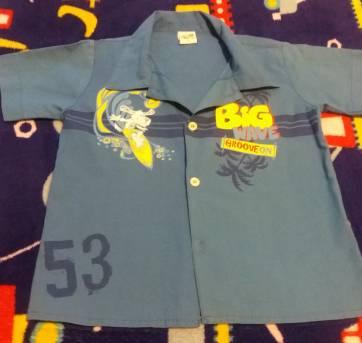 Camisa - 3 anos - Toys & Kids