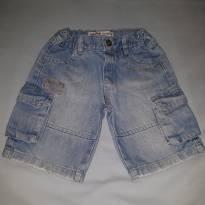 Bermuda jeans - 3 anos - Baby Club