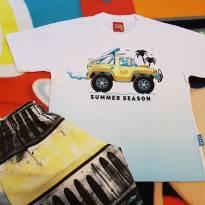 Conjunto verão - 3 anos - Kyly