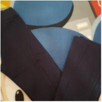 Calça azul marinho Flare - 10 anos - By Gus