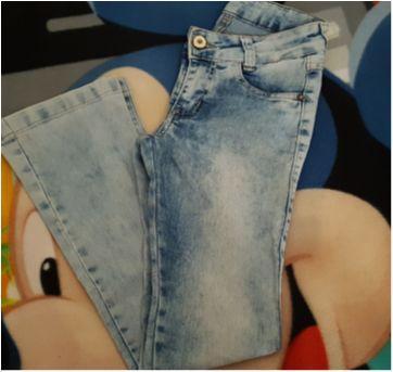 Calça jeans Flare - 10 anos - Turma da Vivi