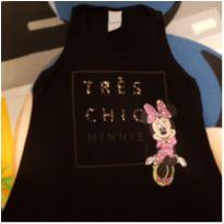 Blusinha Minnie - 10 anos - Cativa
