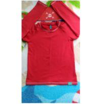 Camiseta anti-UV - 4 anos - Upman