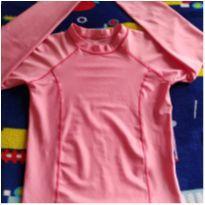 Blusa  proteção anti-uv - 10 anos - Puket