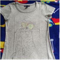 Blusinha cinza - 8 anos - GAP