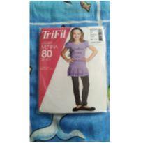 Legging rosa - 10 anos - Trifil