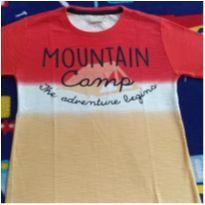Camiseta - 4 anos - Milon