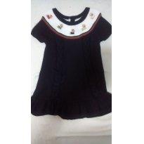 Vestido Gymboree Cachorrinhos - 12 a 18 meses - Gymboree
