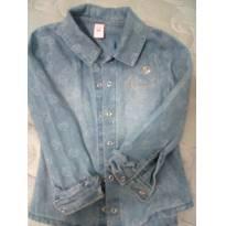 Camisa jeans - 2 anos - Lilica Ripilica