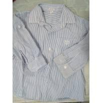 Camisa social - 2 anos - Não informada