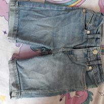 Bermuda Jeans - 4 anos - Levi`s