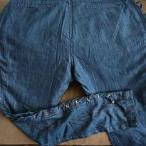 Calça jeans boy friend - M - 40 - 42 - EQQUS