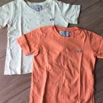 Lotinho de camisetas Art Kids - 2 anos - art Kids