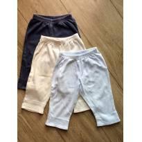 Lotinho de calças First Impressions - 6 a 9 meses - First Impressions