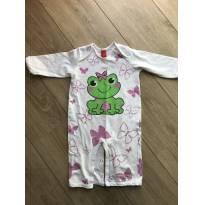 Macacão Get Baby sapinho - 1 ano - Get Baby