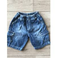 Bermuda jeans - 1 ano - art Kids