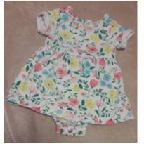Vestido floral Carter`s