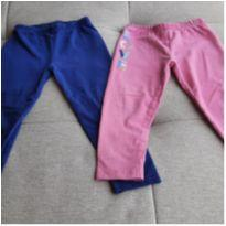 Kit 2 leggings Carter`s