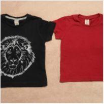Kit 2 camisetas Camú Camú - 6 a 9 meses - Camú Camú