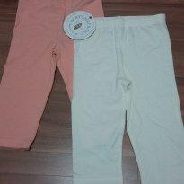 Kit com 2 calças importadas - 12 a 18 meses - Burt