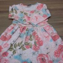 Vestido em malha Milon Lindo lindo - 1 ano - Milon
