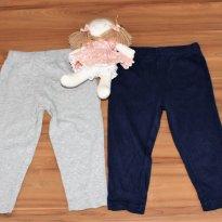 Kit 2 calças Carters 18 meses - 12 a 18 meses - Carter`s