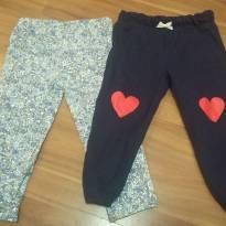 Kit 2 calças Carters super fofas - 18 meses - Carter`s
