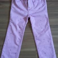 Calça GAP importada (jeans colorido) NOVA - 3 anos - GAP