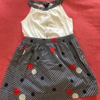 Lindo vestido Tommy - 2 anos - Tommy Hilfiger