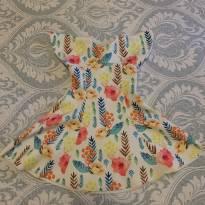 Vestido lindo de babar! - 3 anos - Tyrol
