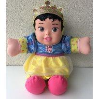 Boneca de Pano Branca de Neve Baby - Mimo - Disney -  - Mimo