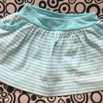 Saia shorts listrada - Carter`s - 2 anos - Carter`s