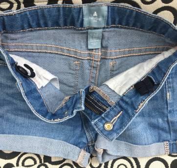 Shorts Jeans - Baby Gap - 3 anos - Baby Gap