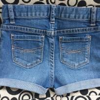 Shorts Jeans - Baby Gap - 3 anos - Baby Gap