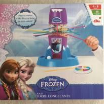Jogo Torre Congelante - Disney Frozen