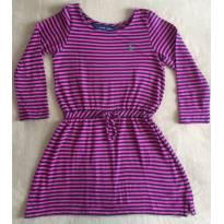 Vestido listrado - Ralph Lauren - 3 anos - Ralph Lauren
