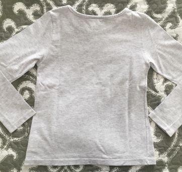 Camiseta manga longa Ladybug - 4 anos - Renner