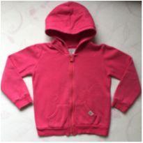 Jaqueta com Capuz Pink - Póim - 4 anos - Poim