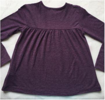 Blusa Roxa Butterfly - Chicco - 5 anos - Chicco