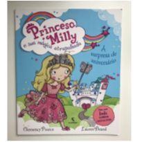 Livro Princesa Milly e sua mágica atrapalhada -  - Editora Salamandra