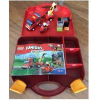 Lego Juniors - Mala do Corpo de Bombeiros -  - Lego
